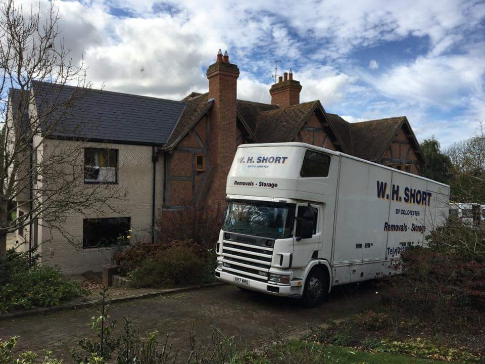 Removals Colchester