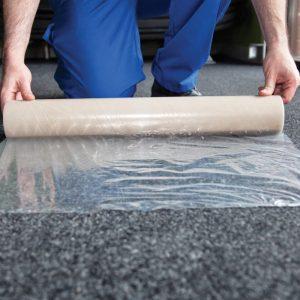 Floor Protection for Removals