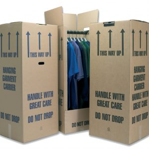 Removal Packaging